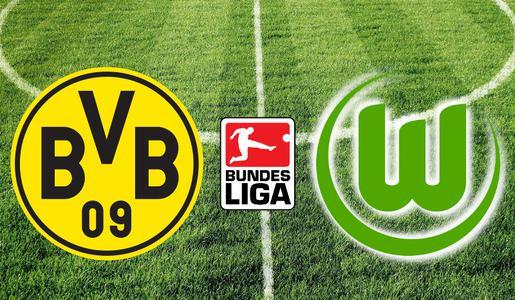 Borussia Dortmund Vs Wolfsburg – Highlights