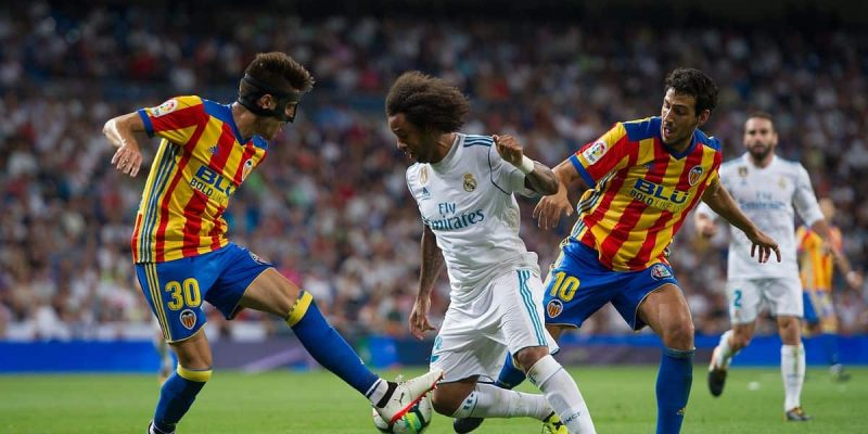 Valencia Vs Real Madrid ( WON )