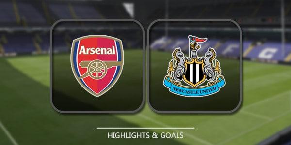 Arsenal Vs Newcastle – Highlights