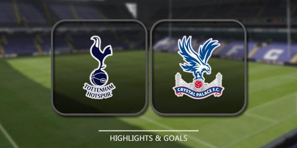 Tottenham Vs Crystal Palace – Highlights