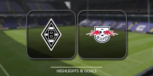 Borussia Mönchengladbach Vs RB Leipzig – Highlights