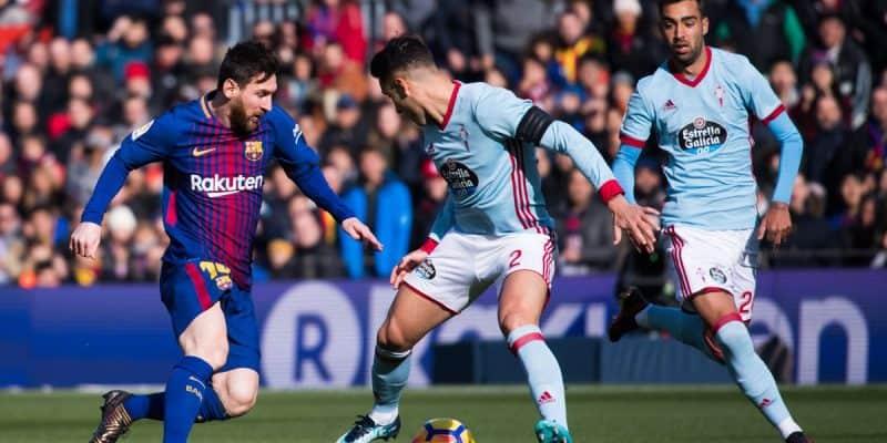 Celta Vigo Vs Barcelona ( WON )