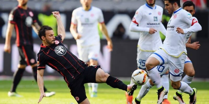 Eintracht Frankfurt Vs Mainz 05