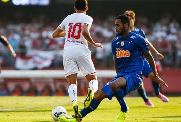 Sao Paulo Vs Cruzeiro ( WON )