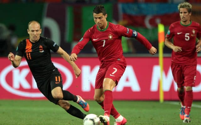 Portugal Vs Netherlands ( WON )