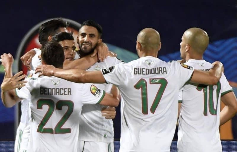 Алжир – Нигерия ( Репортаж )