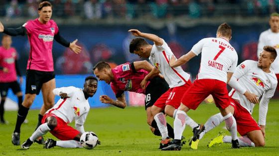 Футболна прогноза: Херта – РБ Лайпциг ( Спечелен )