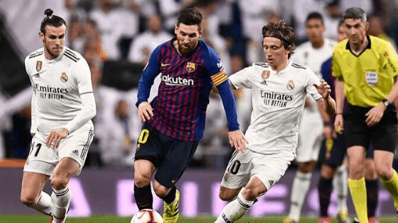 Футболна прогноза: Реал Мадрид – Барселона (01/03/2020) ( Губещ )
