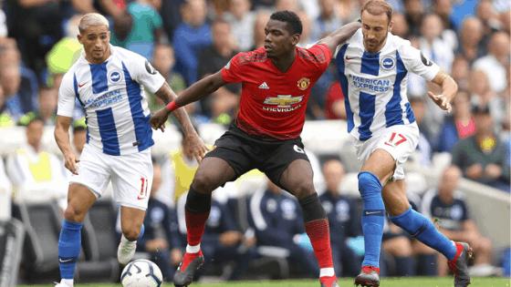 Футболна прогноза: Брайтън – Манчестър Юн. (30/06/2020) ( Губещ )