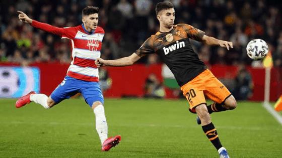 Футболна прогноза: Гранада – Валенсия (04/07/2020) ( Спечелен )