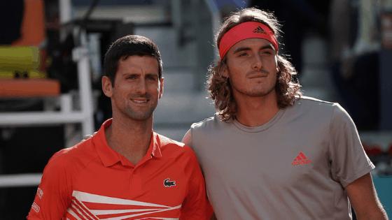 Тенис прогноза за финалът между Джокович и Циципас (Спечелен)