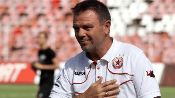 Стойчо Младенов с пореден дебют за ЦСКА (29/07/2021)