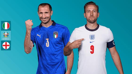 "Италия срещу Англия на ""Уембли"" (11/07/2021) (Губещ)"