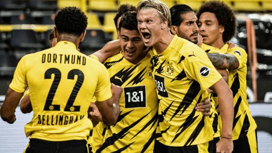 Борусия Дортмунд приема Унион Берлин (19/09/2021)